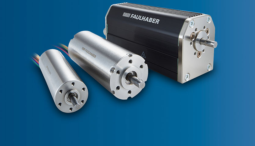 FAULHABER BP4 series brushless motors