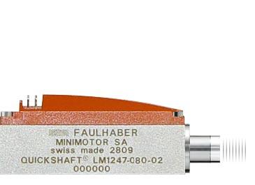QuickShaft 6 µm upplösning